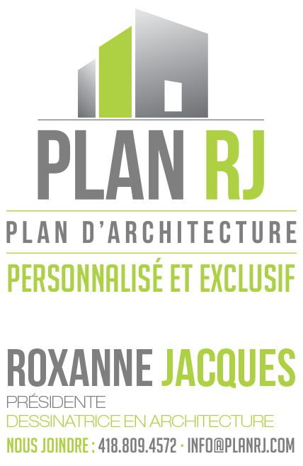 Plan rj plan d 39 architecture for Plan d architecture